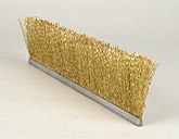 Brass Strip Brush