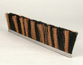 mixed material strip brush