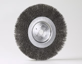 Fixed Arbor Hole Wheel brushes